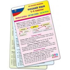 Усі базові правила — Русский язык. 1—4 классы